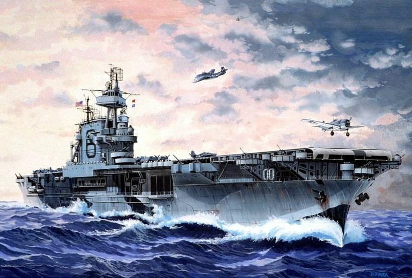 1 – USS Enterprise