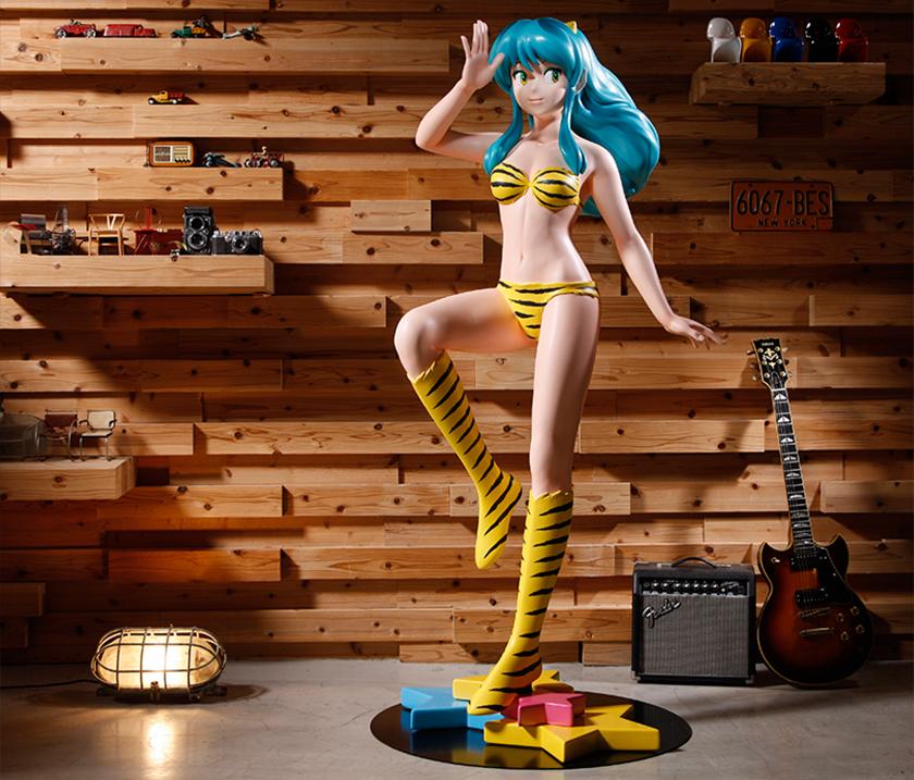 [LOOT] Lum Invader from Rumiko Takahashi's Urusei Yatsura also gets her own life-size figure