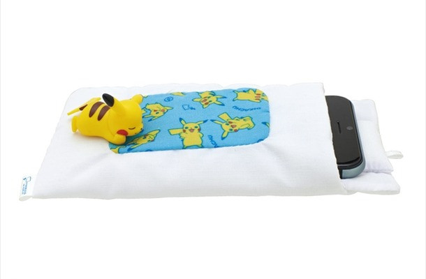 [LOOT] Make Your Smartphones Cozy With These Adorable Pokemon Phone Futons