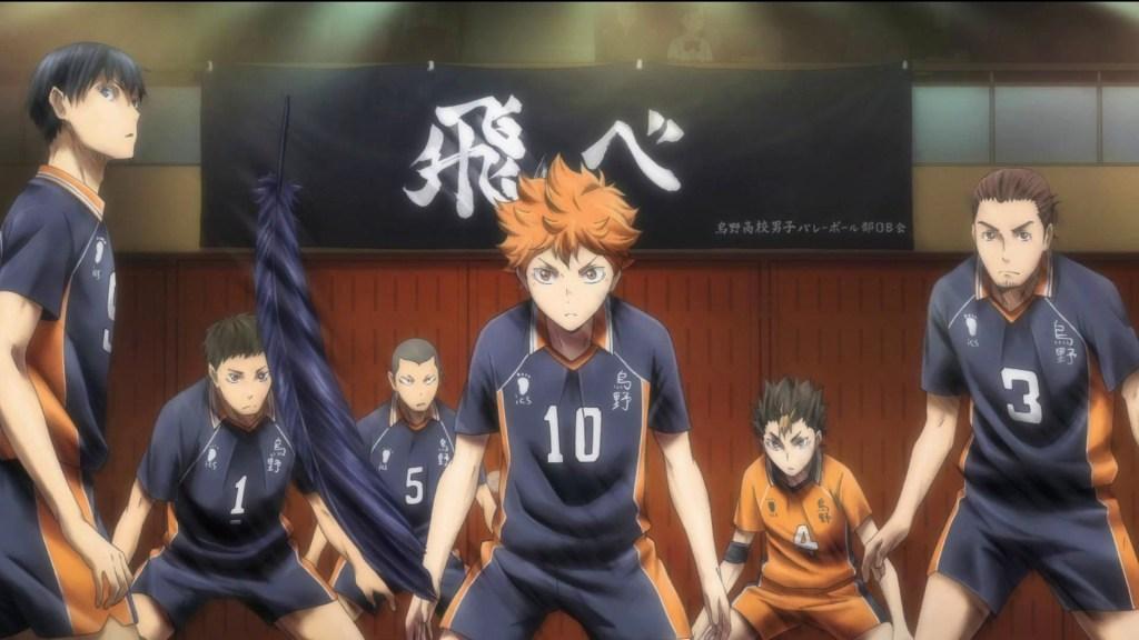 [ANIME] Haikyuu!! event anime to come bundled with manga's Vol. 21