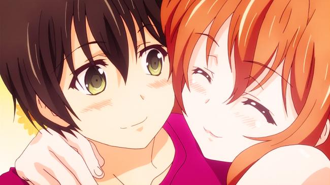 Tada and Kouko