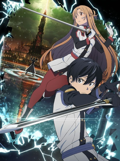 [ANIME] Sword Art Online: Ordinal Scale gets new key visual and character visuals