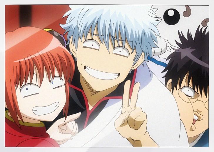 "Hideaki Sorachi's ""Gintama"" manga is ending soon"