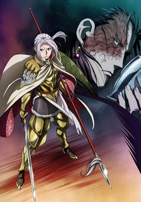 [ANIME] Life-Size Prince Arslan and new The Heroic Legend of Arslan Season 2 Key Visual Spotted During Anime Japan 2016