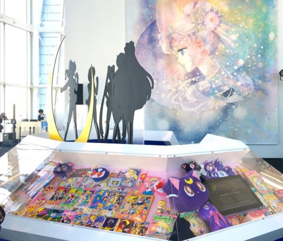[ANIME] A look at the Pretty Guardian Sailor Moon Exhibit in Tokyo