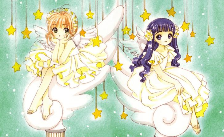 [MANGA] CLAMP Announces New Sequel for Cardcaptor Sakura Manga Featuring Sakura in Middle School