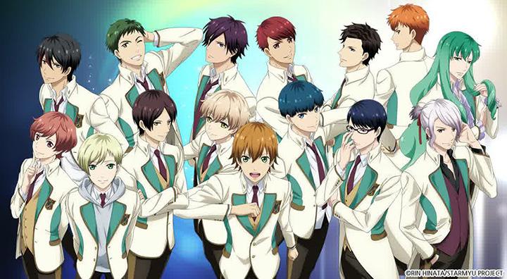 [ANIME] Musical anime, Starmyu, to get a second season