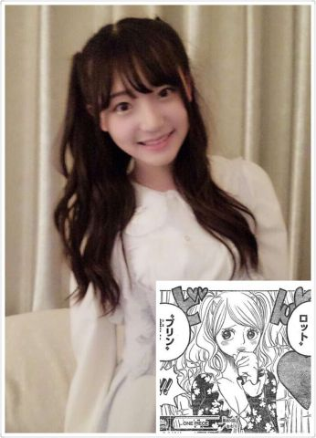 Xie_Leilei_of_GNZ48_is_dubbed_Chinese_Charlotte_Purin (1)