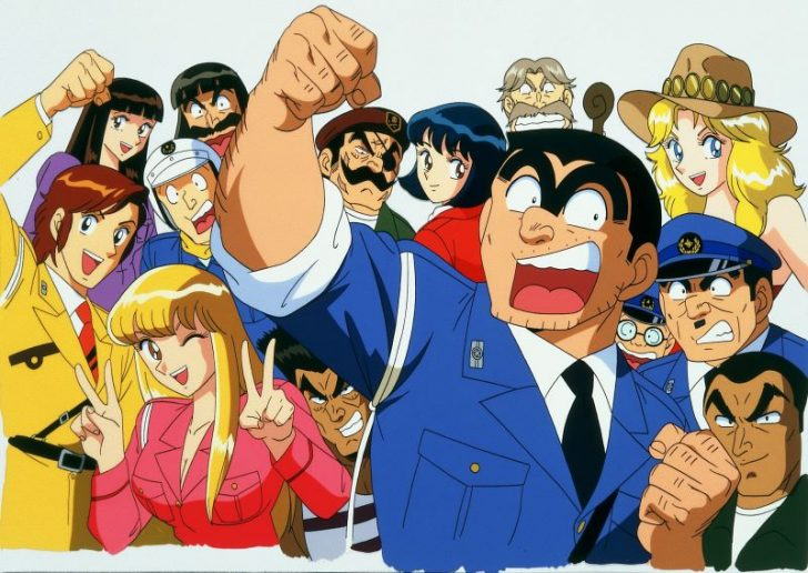 [ANIME] KochiKame gets a new TV anime project to celebrate 40th anniversary