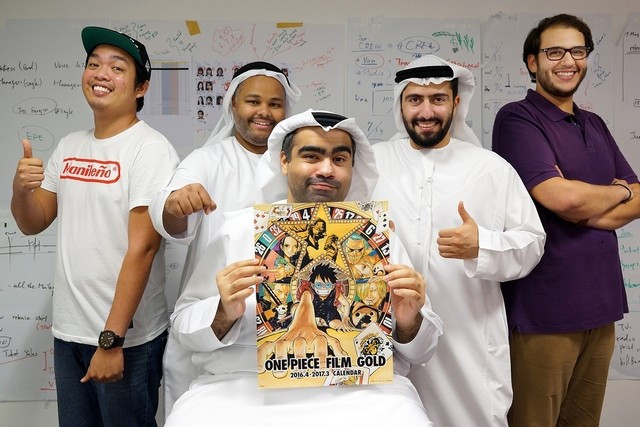 One Piece Film Gold's World Premiere Will be in Abu Dhabi instead of Japan