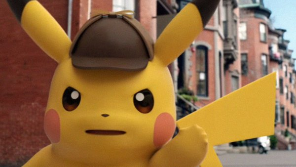 Legendary Pictures is making a live-action Pokemon movie based on Detective Pikachu