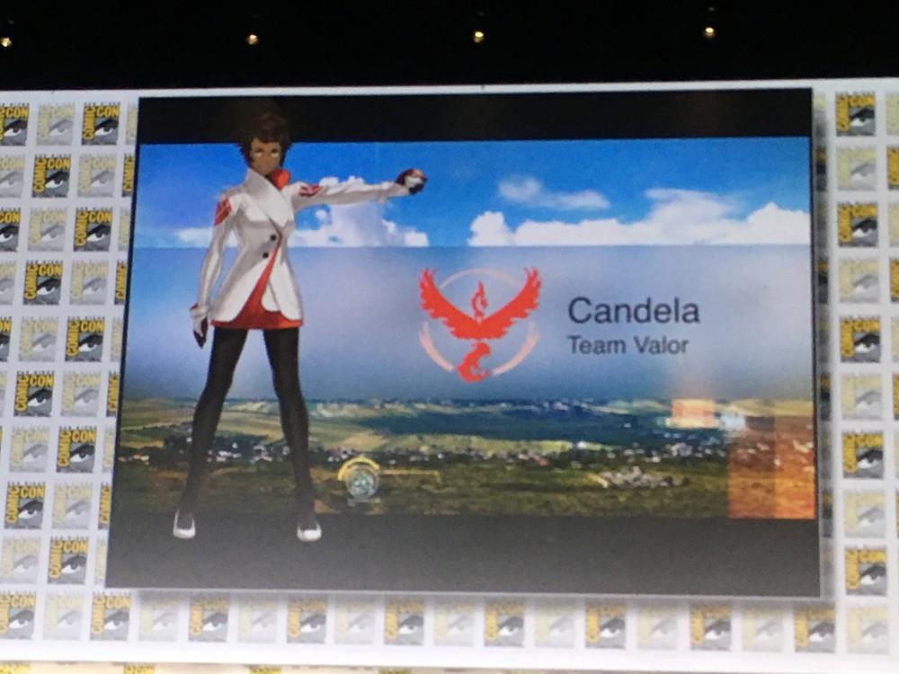 Niantic Unveils Pokemon GO's Team Leaders