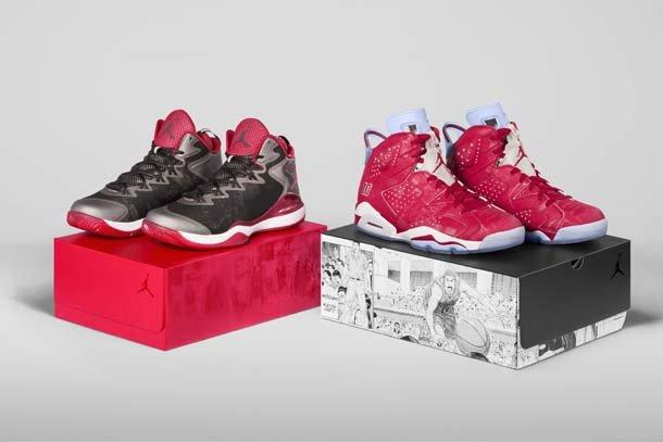 [JMERCH] The Mighty Air Jordan x Slam Dunk Sneakers