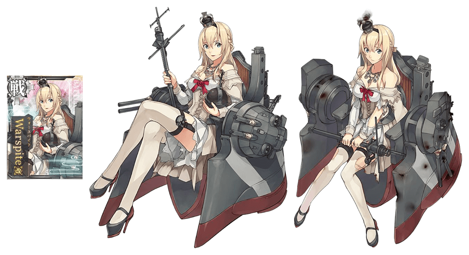 All Hail Brittania! HMS Warspite becomes 1st British ship to join Kantai Collection for new Summer 2016 Event