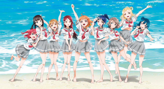 Love Live! Sunshine!! film to have a new original story with new songs and costumes