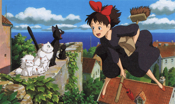 Kiki's Delivery Service to be adapted into a stage play in London
