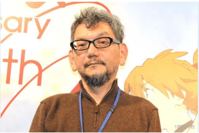 Hideaki Anno comments about Evangelion's status during Studio Khara Anniversary Exhibit