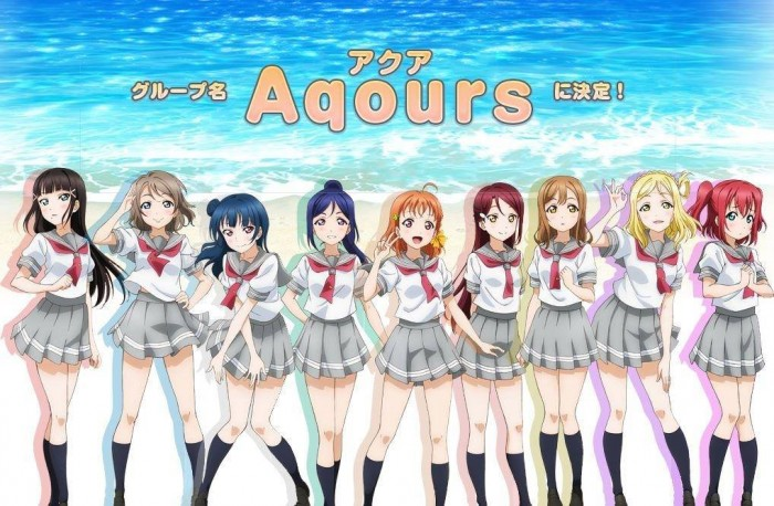 Several countries, including Singapore, to vote for which AQOURS member would best represent their country in Love Live! Sunshine!! global elections