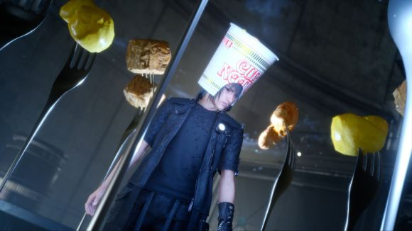 Final Fantasy XV gets a ridiculous ramen commercial thanks to Nissin
