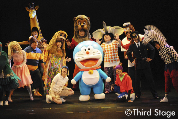 "Doraemon is getting a new stage play titled ""Nobita and the Animal Planet"""
