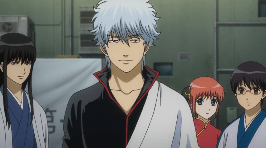 New Gintama (2017) anime's latest PV revealed