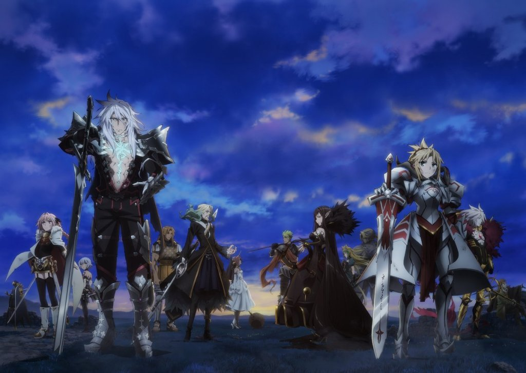 Fate/Apocrypha TV anime announced
