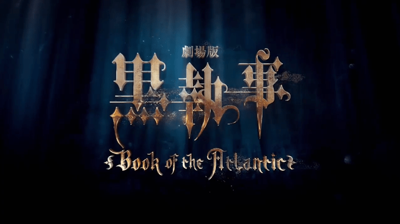 Black Butler: Book of the Atlantic gets very first TVCM