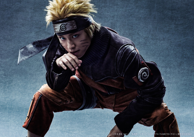 Third Live Spectacle Naruto musical reveals character visuals for Itachi, Naruto, and Sasuke