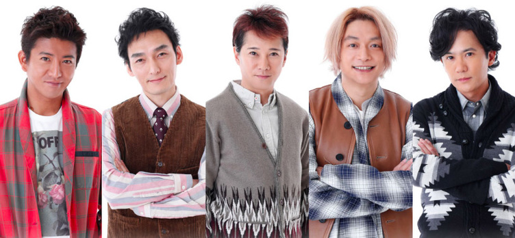 SMAP idols post farewell messages for fans