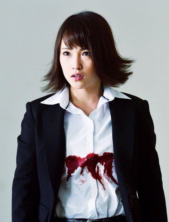 Rina Kawaei as Izumi Shimomura