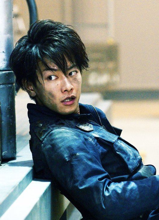 Live-action Ajin: Demi-human film's cast revealed in costume