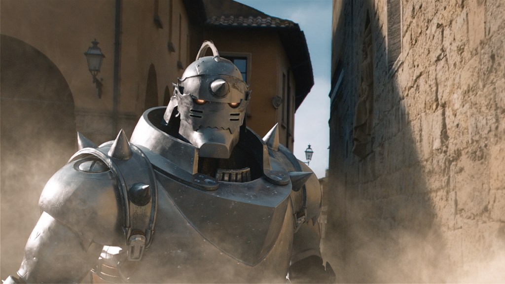 Live-action Fullmetal Alchemist listed as a Netflix Exclusive, to premiere in February