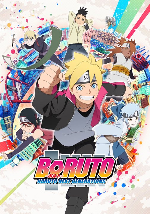 Boruto: Naruto Next Generations reveals new visuals and cast