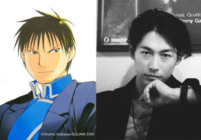 Poll Results: Japanese men to hug live-action Full Metal Alchemist's Roy Mustang the most