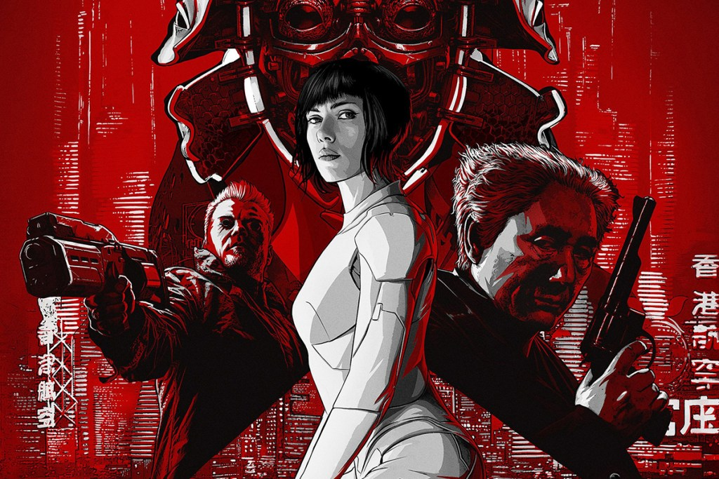 """Ghost in the Shell film gets """"Final Trailer"""""""