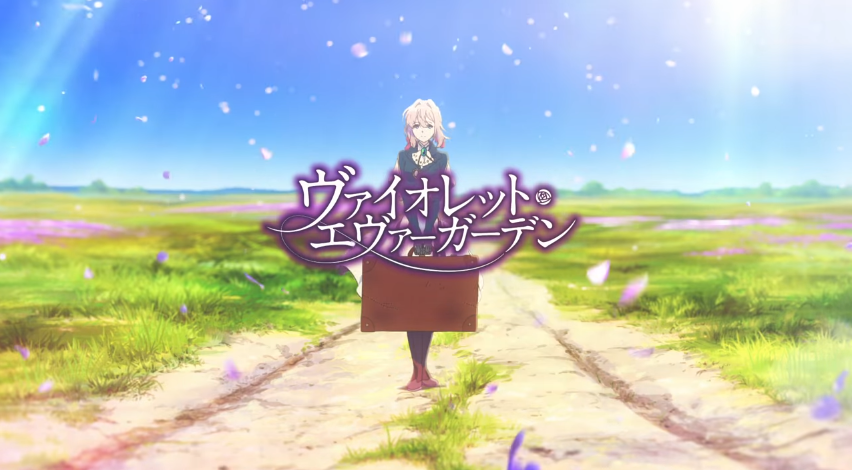 Kyoto Animation reveals a beautiful commercial for Violet Evergarden