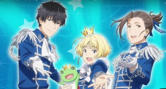 The iDOLM@STER -SideM- anime introduces Beit with new PV and visual