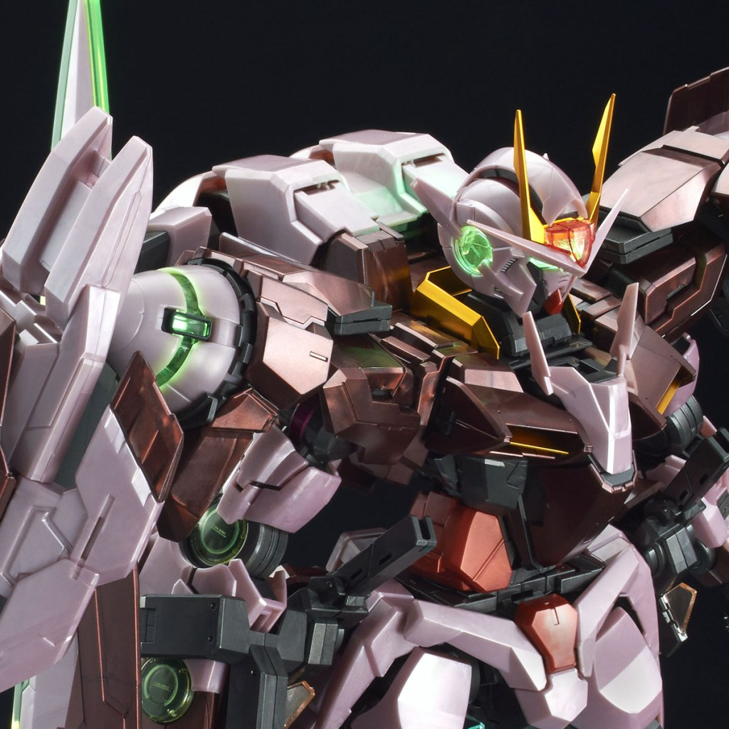 Premium Bandai Hosts PG Trans Arm Raiser Preview Show