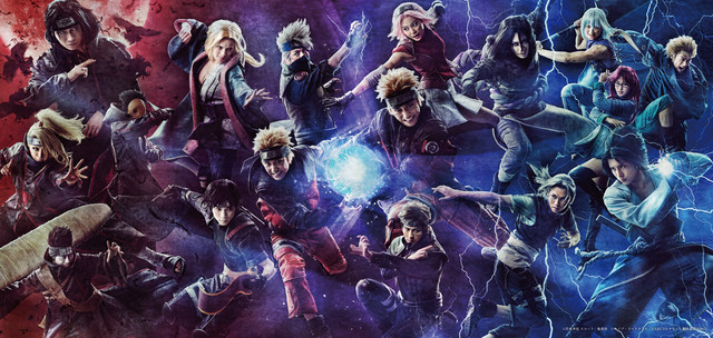 Naruto stage play comes back to Singapore in June!