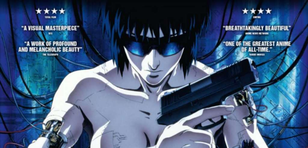 New Ghost in the Shell anime project in the works