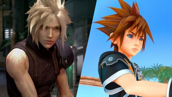 Square Enix: Final Fantasy VII Remake and Kingdom Hearts III will be out in the next 3 years or so