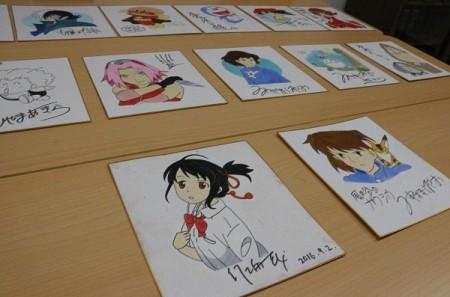 Japanese police arrest man for selling fake Makoto Shinkai and Hayao Miyazaki sketches