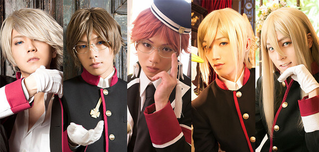 The Royal Tutor anime's voice cast cosplay their respective characters to recreate anime's ED