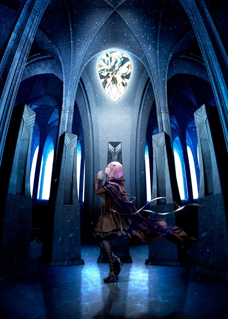 redjuice Works with EGOIST Anew for Eiyuu: Unmei no Uta Key Visual