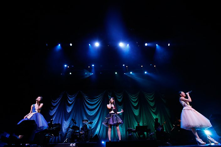 "Kalafina to Release New Single ""Hyakka Ryouran"" 9th August!"