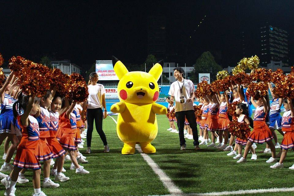 PIKACHU Crashes S-LEAGUE Showdown!