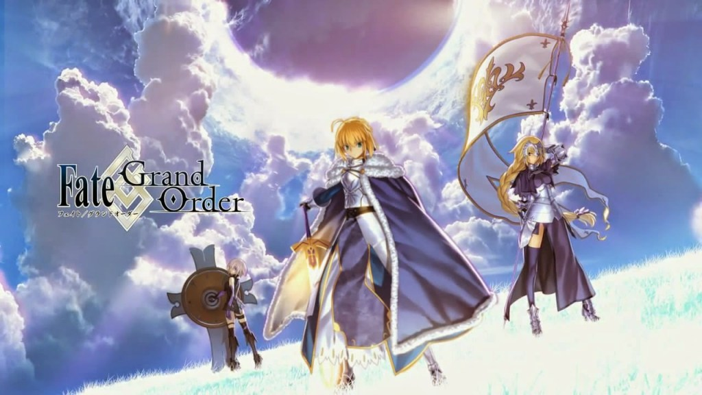 Whales boost sales! Fate/Grand Order is Japan's highest grossing app in Japan for Q1 2019