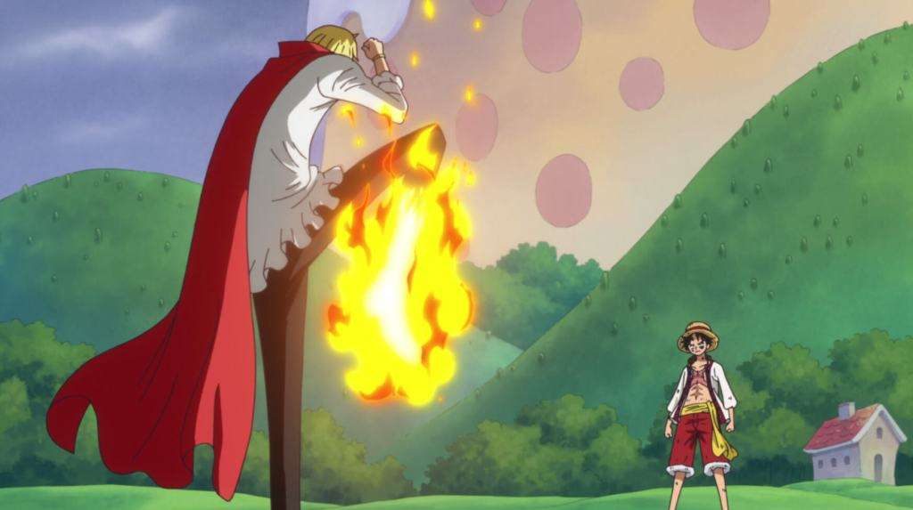 One Piece TV special's new PVs highlight Sanji vs. Luffy