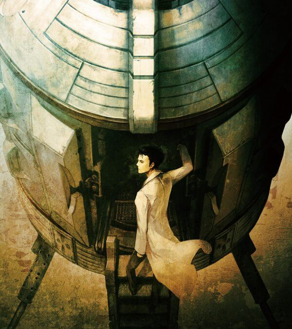 Steins;Gate Elite teases game with new visual, Tokyo Game Show demo