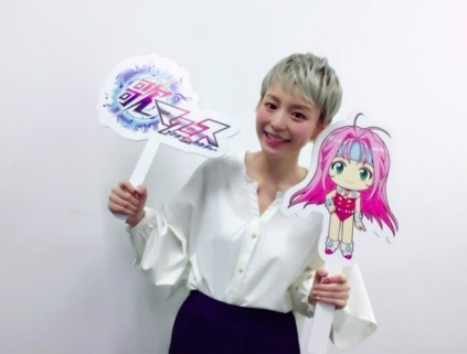 Aya Hirano is Macross's new Mylene Jenius